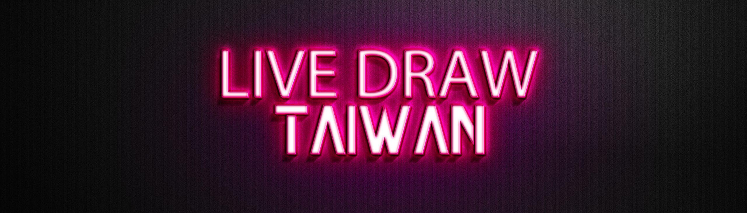 Live Draw Taiwan Hari Ini Tercepat